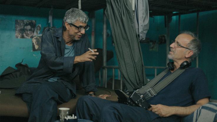 Regisseur Al Massad: 'Alles is politiek, zeker in Jordanië'