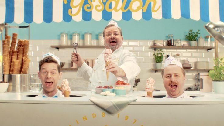 Hertog ice cream