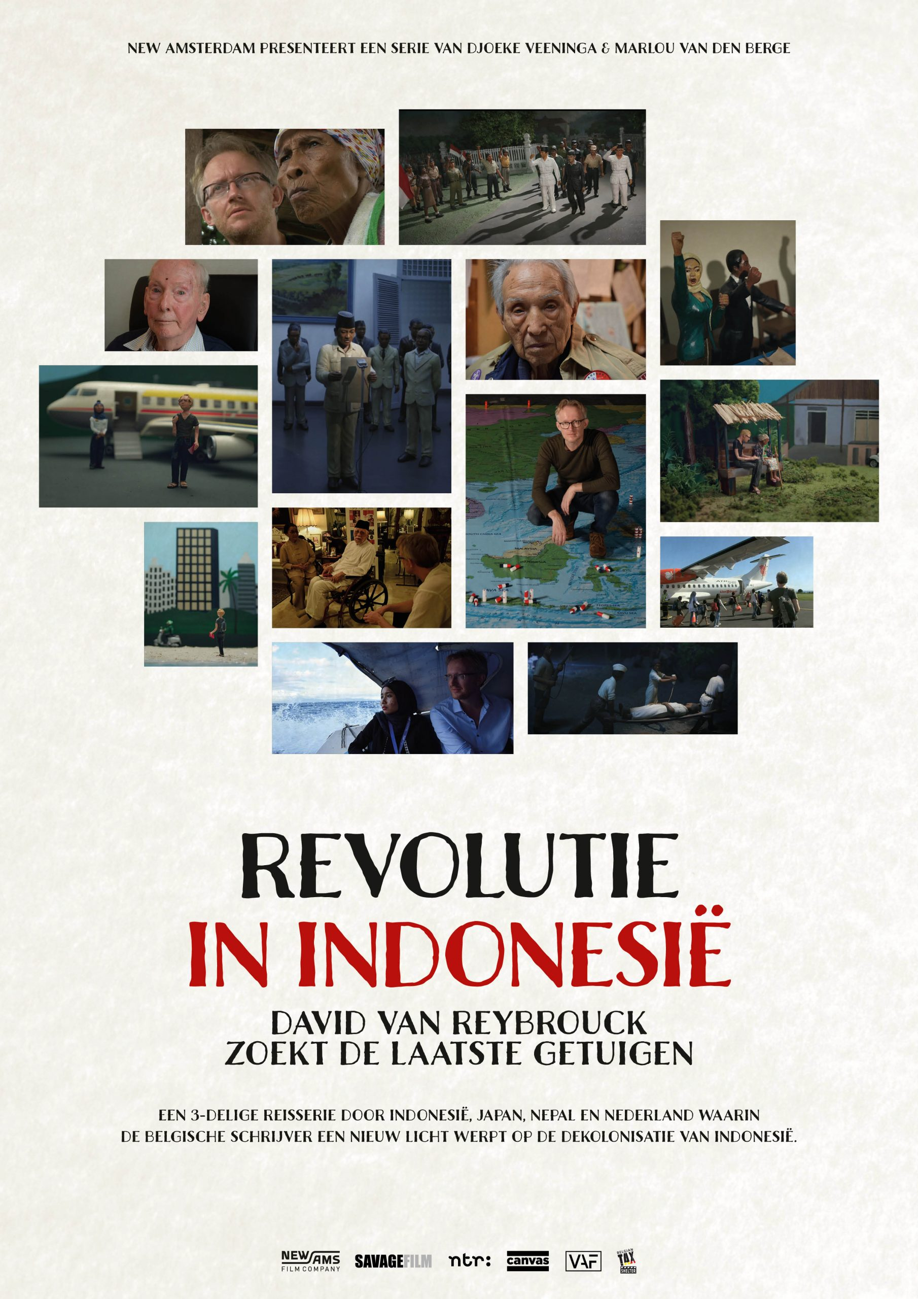 Revolution in Indonesia —</br>David Van Reybrouck searches for the last witnesses